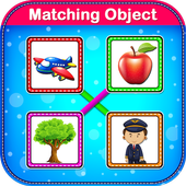 Matching Object - Kids Pair Making Learning Game 1.0.0