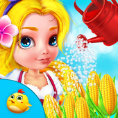 Baby Girl Farm Activities 1.0.2