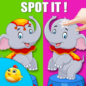 Circus Spot The Difference Fun 1.0.2