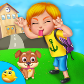 Crazy School Life For Kids 1.0.0