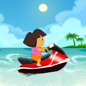 Little Dora Jetski Ride 1.0
