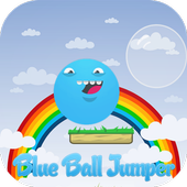 Blue Ball Jumping Ball 1.0
