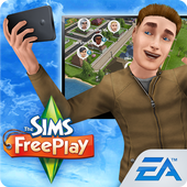 LG Game Pad: The Sims FreePlay 1.0.1