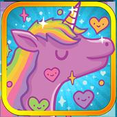 Rainbow Unicorn: candy mania 1.0