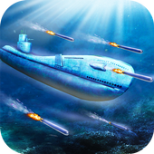 Battle Submarine: Naval Wars 3D - dive in battle! 1.01
