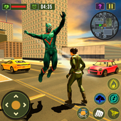 Panther Superhero Crime City Rescue Battleground 1.0.3