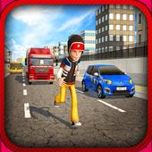 Amazing City Runner 3D 1.0