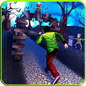 Haunted Forest Escape Run 3D 1.4