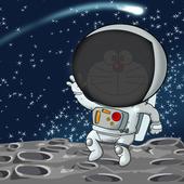 Astronaut Dorae-space 1.1
