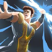 Thunder Lords Olympus Avengers