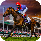 Horse Racing 3D Horse Derby Race Champion