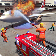 Fire Fighter Truck Real City Heroes 1.0.2