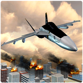 Jet Fighter City Attack 1.0.2