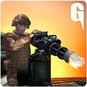 Gunship Battle Bullet Train 2 1.0.3