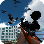Crow Hunter In City 1.1