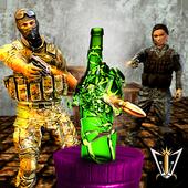 Bottle Blast Multiplayer: 3D Target Shooting Game 1.0