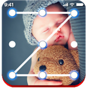 Lovely Babies lock screen pattern keypad 2019 3.09