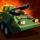Cube Tank Battle Wars 3D 1.0