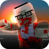 Cube Wars: Zombie Shooter 3D 1.1