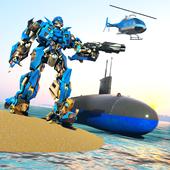 Russian Submarine Robot Transformation Game 1.0.4