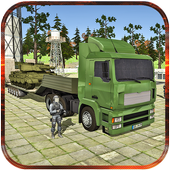 Offroad Military Cargo: Army Truck DriverFreaking GamesAction