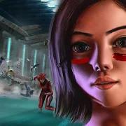 Battle Angel : Cyborg Girl Superhero 1.0