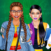 College Student Girl Dress Up 1.0.3