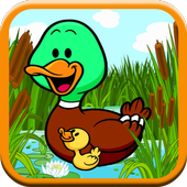 Duck Throw Game: Kids - FREE!EpicGameAppsCasual