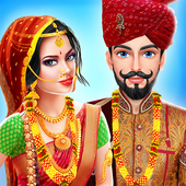 Indian Wedding 💖Girl Makeup - 💖Arrange Marriage 1.0.1