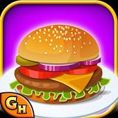 Burger Maker-Cooking games