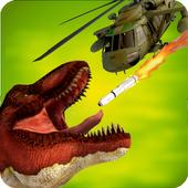 Gunship Dino Hunting - 3D 1.0