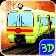 Fast Train Drive 3D