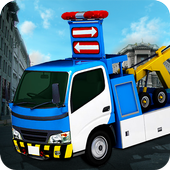 City Police Tow Truck 1.1