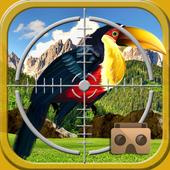 VR Bird Sniper Safari Hunting