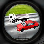 Real Traffic Hunter: Sniper 1.2