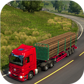 Truck Games : Real Wood Cargo Transporter 3D 2019 1.0
