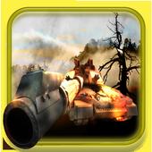 Mountain Cannon Tank Shooting 1.0