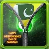 Azadi Zipper Screen Lock 1.0