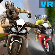 VR Highway Racing Stunt Rider -VR Bike Attack Race 2.1