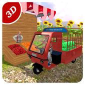 Tuk Tuk Auto Rikshaw Cargo Sim 2.0.1