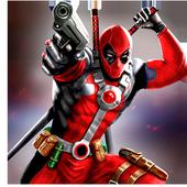 Dead Red superhero Pool Mafia Iron Hero City fight 1.0