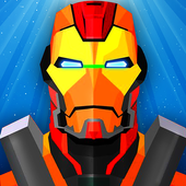 Ultimate Flying Iron Warrior Pro Fight 1.1