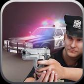 Police Car Sniper 2,4