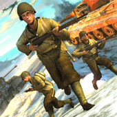 Last Winter Survival Battle : World War Shooting 1.0