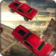 Chained Car Impossible Driving: Break Chain Rivals 1.3