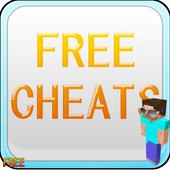 Free Cheats for minecraft pe ! 2.0