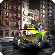 City Biker Simulator 3D