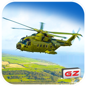 Helicopter Gunship Army Battle 1.0