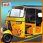 PK Tuk Tuk Traffic Racer 1.1