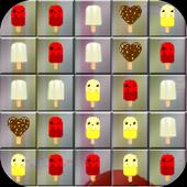 Ice Cream Match 3 Game Free 1.0